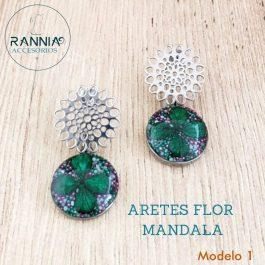 Arete Flor Mandala